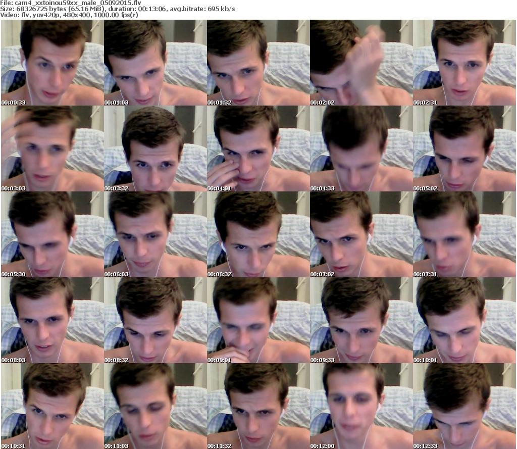 Xx Male Webcam 98