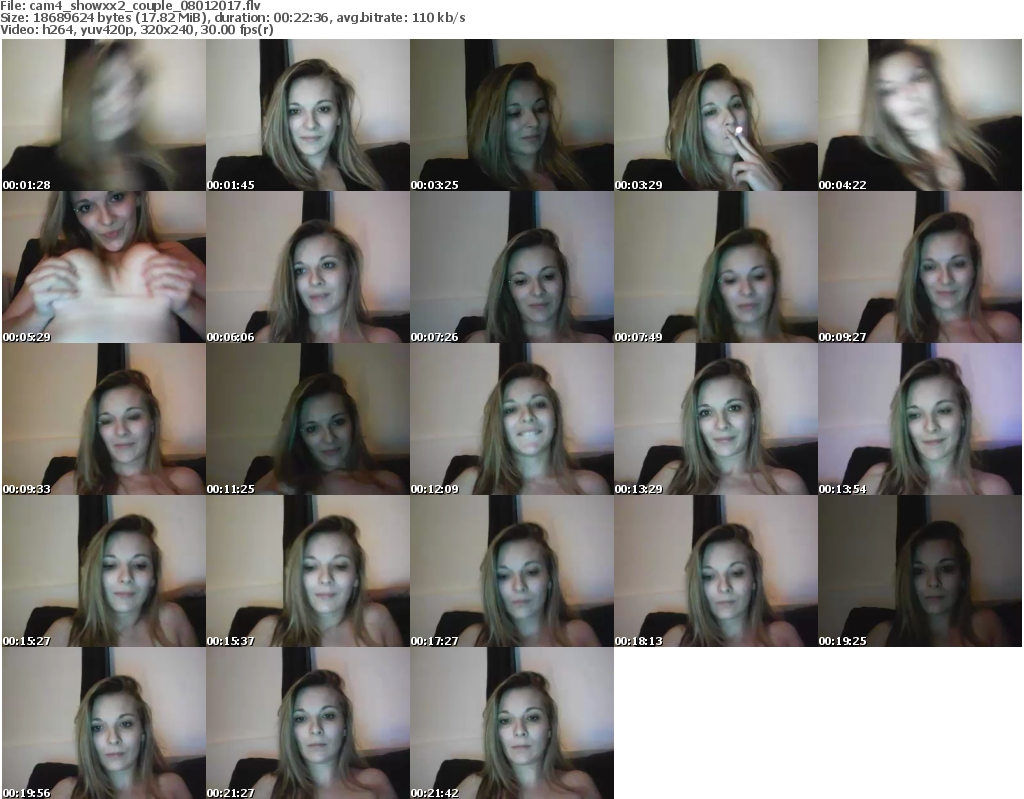 Download Or Stream File: cam4 showxx2 08 January 2017