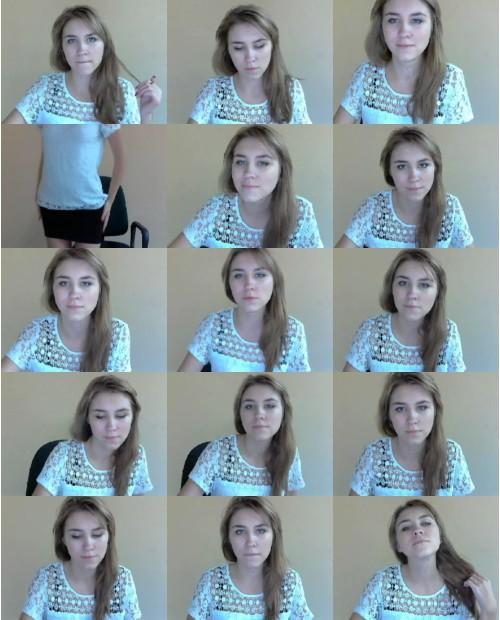 andychanging webcam