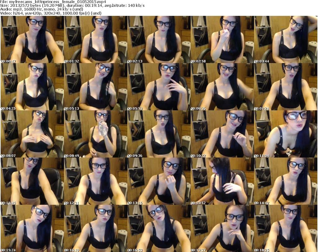 Kitticakes webcam